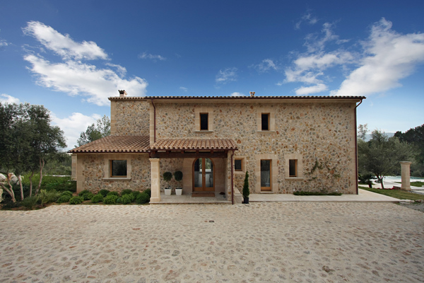 Elite New Build Country home for sale in sought after location in Pollensa, Mallorca
