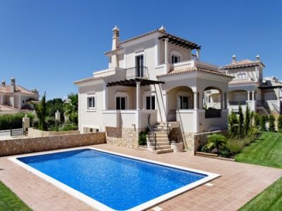 Brand New Golden Triangle Villa For Sale In Algarve