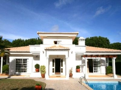 Vilas Alvas Vale do Lobo Algarve Villa For Sale