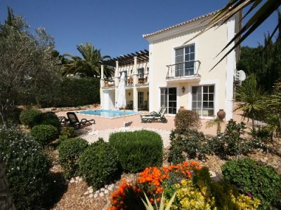 Villa For Sale In Quinta das Salinas Algarve