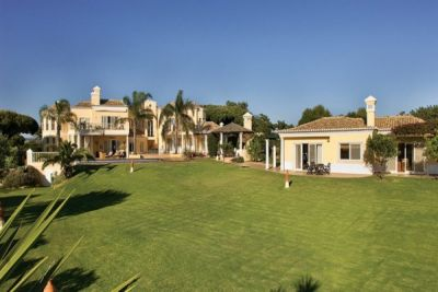 Vale do Lobo Golf Villa For Sale In Algarve