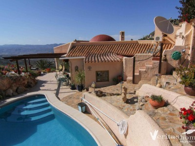 3 Bed Villa For Sale in Sierra Cabrera
