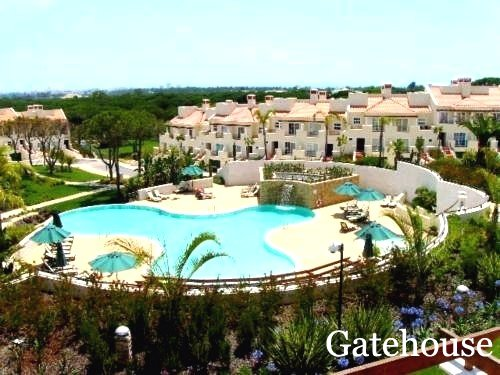 Algarve Duplex Apartment For Sale In Vilamoura