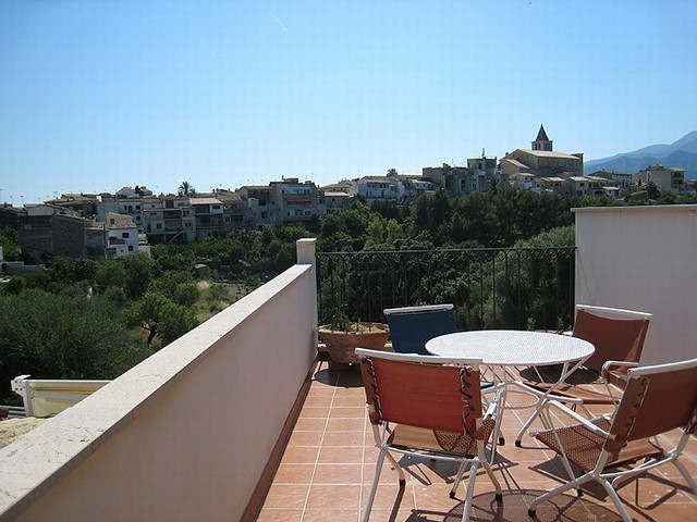 Lovely townhouse in picturesque village of Campanet Mallorca