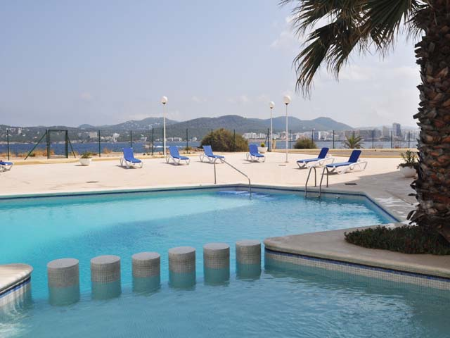 Great Investment - Two adjoining apartments for sale close to the beach in San Jose, Ibiza
